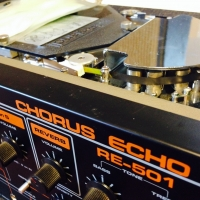 Roland tape echo with a super nice chorus and bonus spring reverb. Analogue multi FX! thumbnail